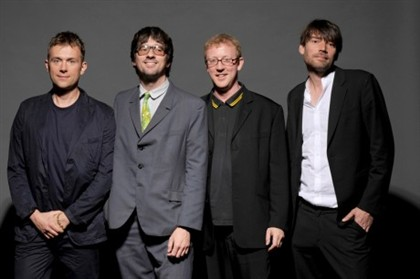 Blur atuam no Porto em maio de 2013