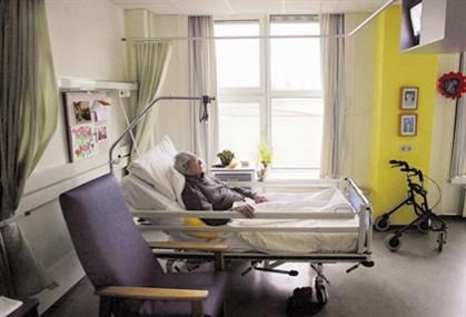 Há doentes oncológicos sem dinheiro para comer