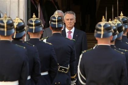 Movimento pede Governo de salvação nacional a Cavaco