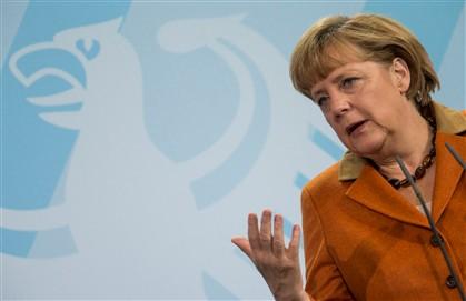 Angela Merkel em Portugal Ng2170555