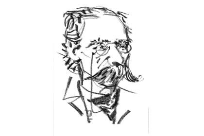 Ilustração de Júlio Pomar