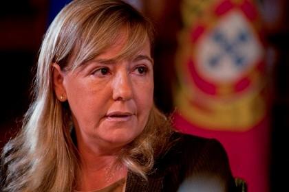 Paula Teixeira da Cruz, ministra da Justiça