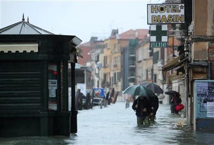 Mau tempo em Itália já fez quatro mortos