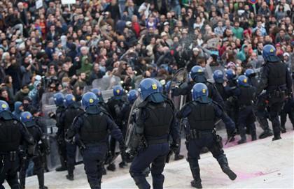 Balanço da PSP dá conta de sete detidos por desobediência e 48 feridos