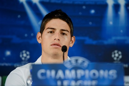 "James Rodr�guez: ""Estou concentrado no FC Porto"""