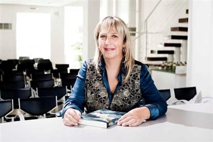 A escritora Inês Pedrosa.