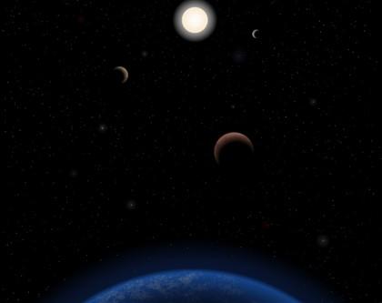 """Estrela a 12 anos-luz tem planeta na """"zona habitável"""""""