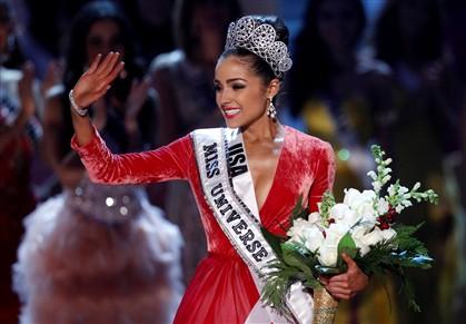 Miss Estados Unidos, Olívia Culpo, eleita miss Universo