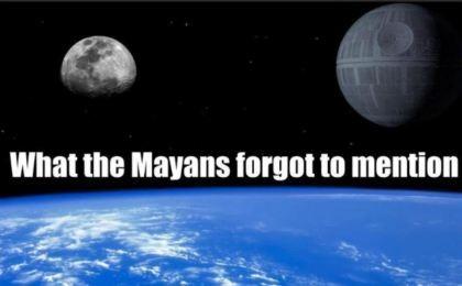 """Imagem baseada no filme """"Guerra das Estrelas"""", passado em outros planetas"""