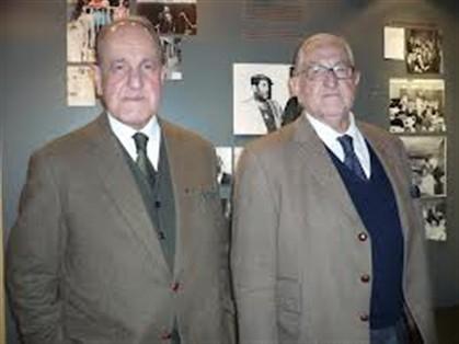 Irmãos Ivo e Augusto Mayer