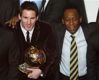 """""""Messi? Só Pelé marcou 1284 golos"""" (ou talvez não)"""