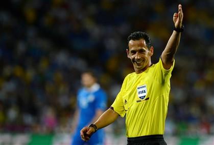 Pedro Proença foi o melhor do mundo em 2012