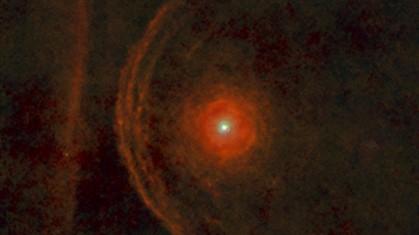 Ambiente misterioso de Betelgeuse