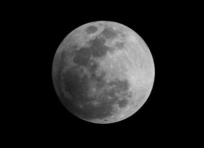 A nossa Lua por vezes tem um companheiro