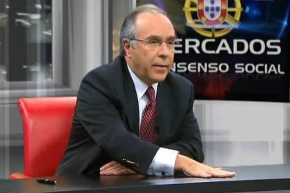 Marques Mendes em declarações à TVI24
