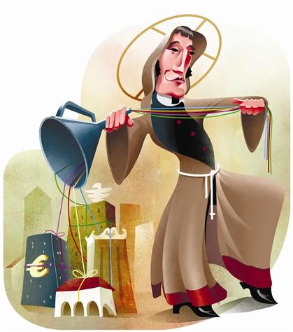 Património de 50 milhões nas mãos do Opus Dei