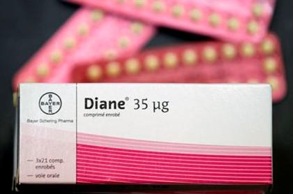 França suspende venda de pílula Diane 35
