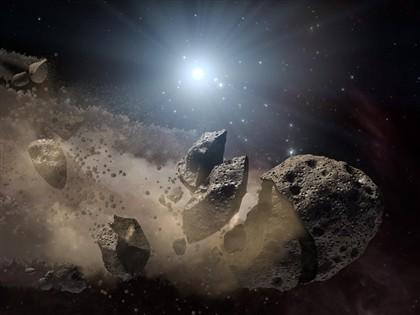 Afinal foi mesmo um asteroide a matar os dinossauros