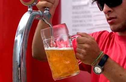 Venda noturna de álcool proibida em alguns locais