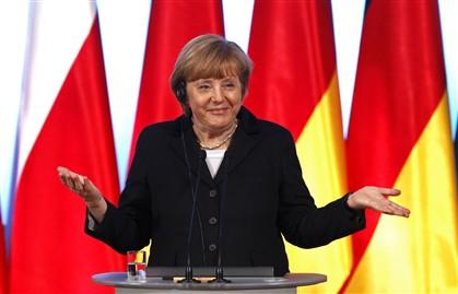 General chama esquizofrénica a ideia de Merkel