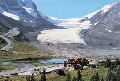 Canadá pode perder 20% glaciares até 2100