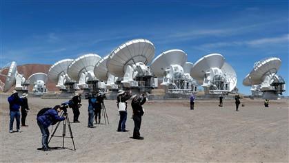 Telescópio foi inaugurado hoje no Chile