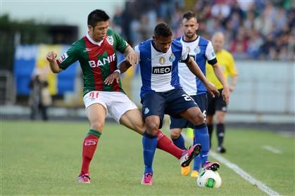 Nem penálti, nem Jackson que valha ao FC Porto