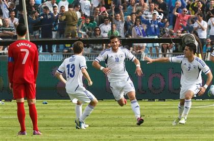 Portugal empata em Israel sem futebol digno de Mundial