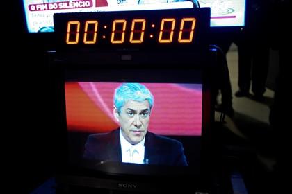 José Sócrates quebrou ontem o silêncio em entrevista à RTP e atacou Cavaco Silva, a quem responsabilizou pela crise política que levou à queda do seu Governo
