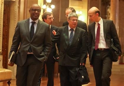 Os representantes do FMI, do Banco Central Europeu e da União Europeia vão voltar mais cedo a Portugal