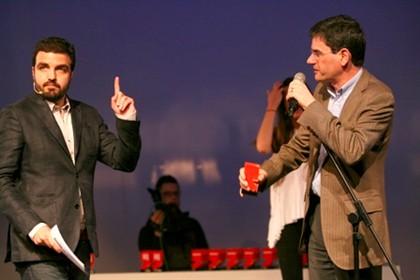 Pedro Tadeu, subdiretor do DN, recebeu a distinção