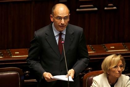 Letta tira salário a ministros que sejam deputados