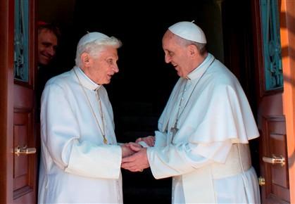Papa emérito Bento XVI já voltou ao Vaticano
