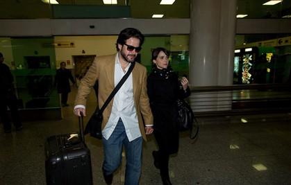 Murilo Benício e Débora Falabella Fotografia © https://www.facebook