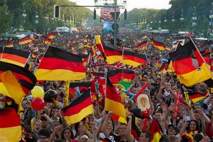 Alemanha é o país mais popular do mundo