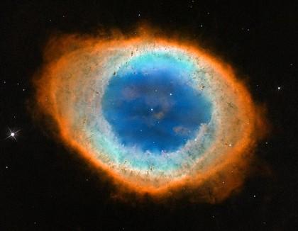 Hubble capta imagem mais nítida da Nebulosa do Anel