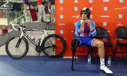 "Ciclista paralimpico vai abrir 11.ª etapa do ""Tour"""