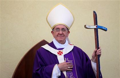 Papa esteve esta semana em Lampedusa