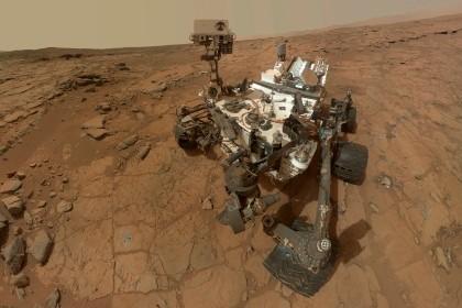 Curiosity faz um ano em Marte