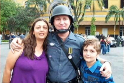 Marcelo Pesseghini junto dos pais