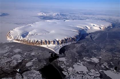 Desgelo do Ártico bateu recordes em 2012
