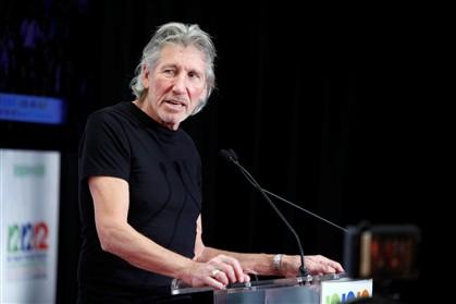 Roger Waters pede a artistas que boicotem Israel