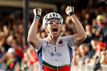 Rui Costa sagra-se campeão mundial em Florença