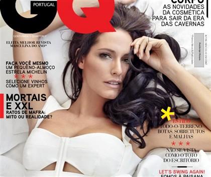 Fotos Fernanda Serrano Revista GQ Novembro 2013
