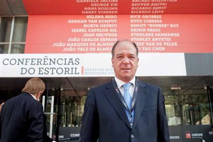 Carlos Carreiras é o presidente da Câmara de Cascais