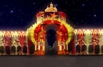 Terreiro do Paço volta a ser 'animado' no Natal