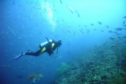 500 mil KM3 de água potável debaixo do mar