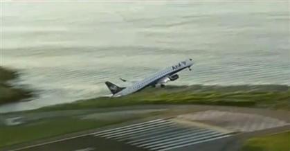 Colisão no ar entre dois aviões evitada no último minuto