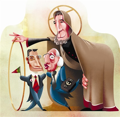 Opus Dei nas finanças do Governo e com força na banca