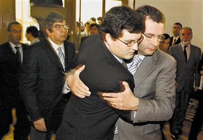 Paulo Pedroso foi arguido no processo